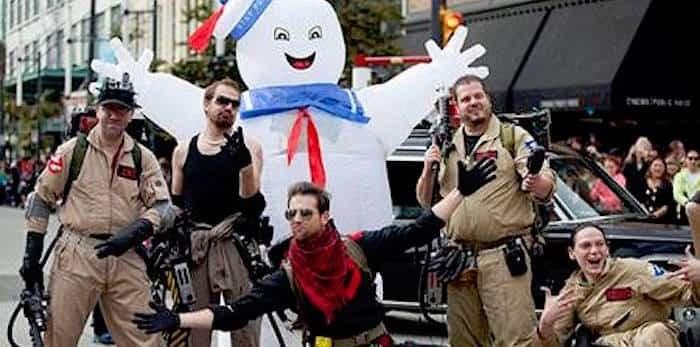 Photo: Vancouver Halloween Parade & Expo /
