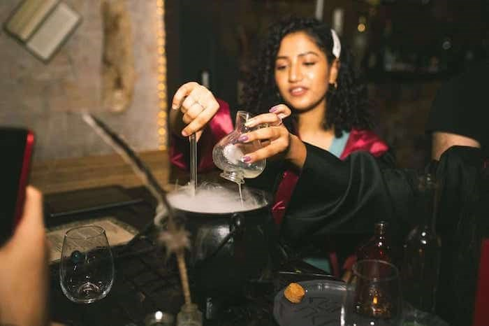 Photo: The Wizard's Cauldron Bar