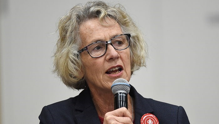 Joyce Murray is a former provincial environment and government services minister and was elected as an MP in 2008. Photo: Dan Toulgoet