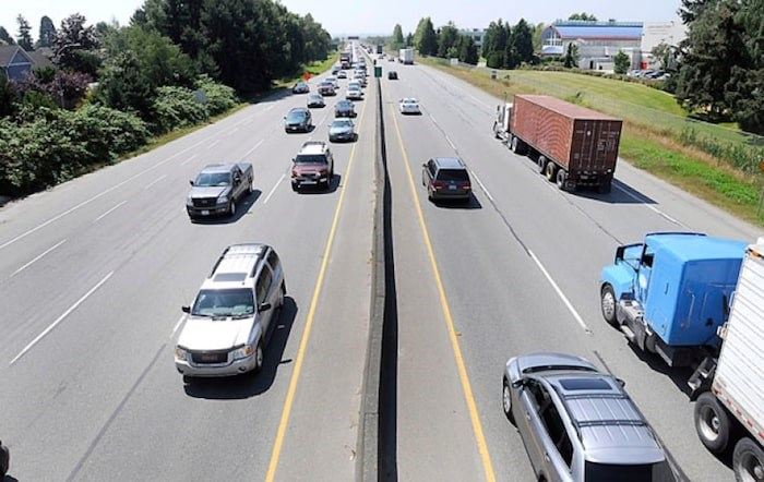 Salvation Productions Inc. asked for the city's permission to close Highway 17A between Ladner Trunk Road and Deltaport Way for filming. Delta Optimist file photo