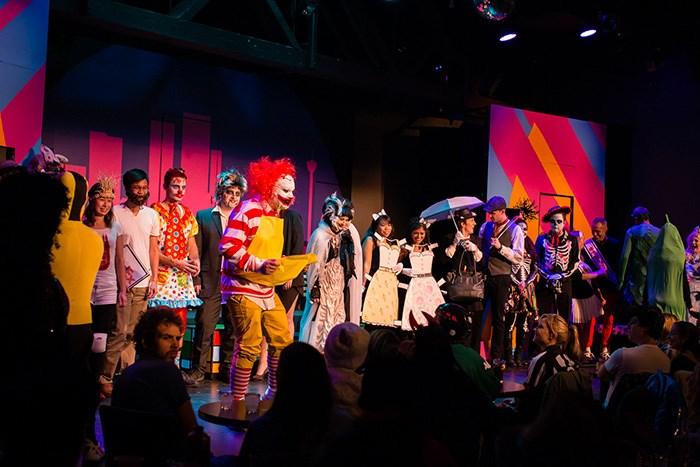 Photo: Vancouver TheatreSports
