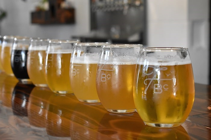 Fairweather Brewing in Hamilton's West End is a must-visit for craft beer fans. Photo by Rob Mangesdorf