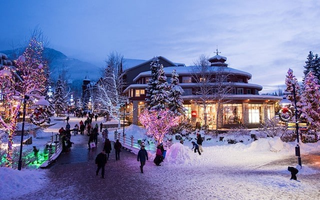 Tourism Whistler is predicting a slight downturn in room-night bookings to the resort this winter, as a softening global economy and international tensions create economic uncertainty. Photo by Mike Crane/Tourism Whistler