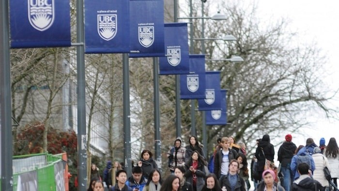 It is estimated that foreign students spend $8 billion annually in Canada, including tuition costs, housing costs and other living expenses. Photo by Dan Toulgoet/Vancouver Courier