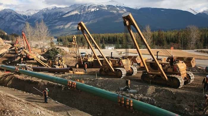 Even if Prime Minister Justin Trudeau ends up needing the support of NDP Leader Jagmeet Singh to form a minority government, it's unlikely the federal Liberals will accede to the NDP demand that the Trans Mountain pipeline project be cancelled, says University of Victoria economics professor Rob Gillezeau Photo: BIV