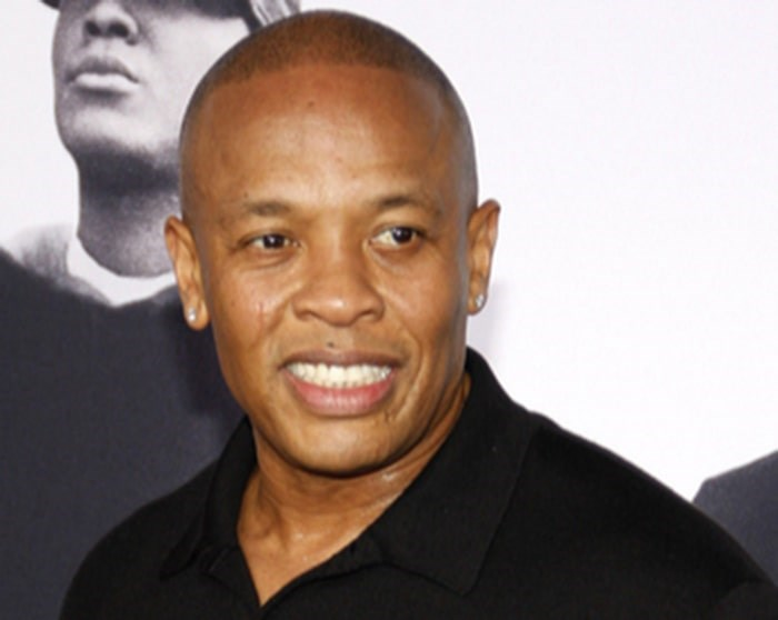 Dr. Dre. Photo: Shutterstock