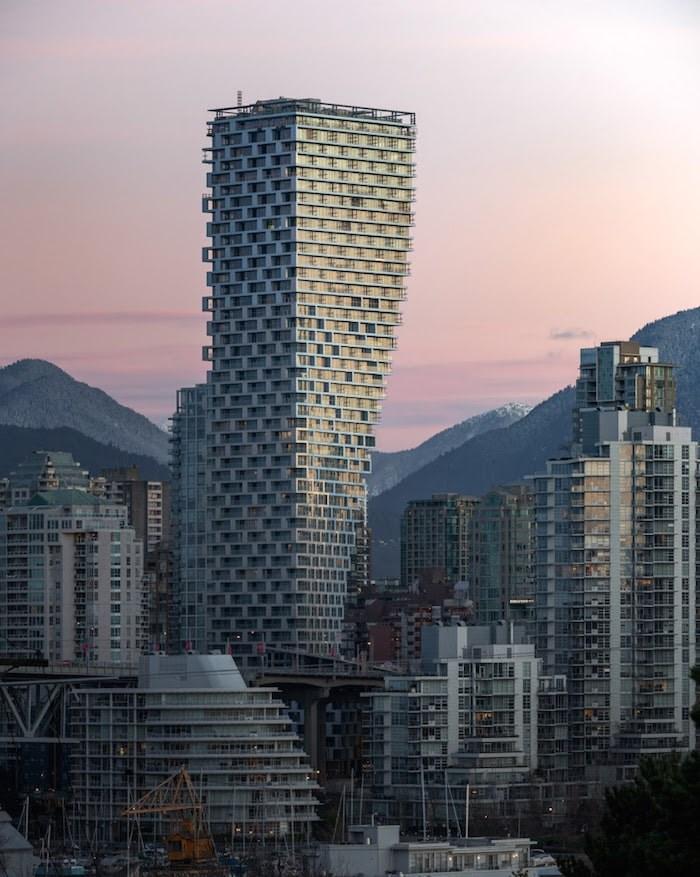 Vancouver House. Photo courtesy Westbank