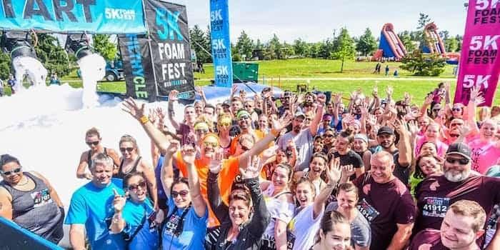 Photo: foam fest / Eventbrite