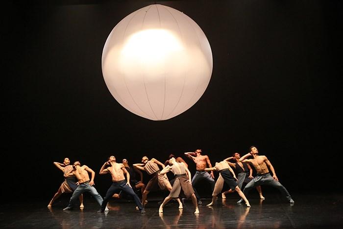 MM Contemporary Dance Company, photo: Chutzpah! Festival
