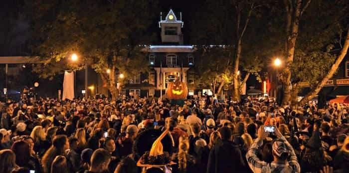 Photo: Spirit of Halloweentown /