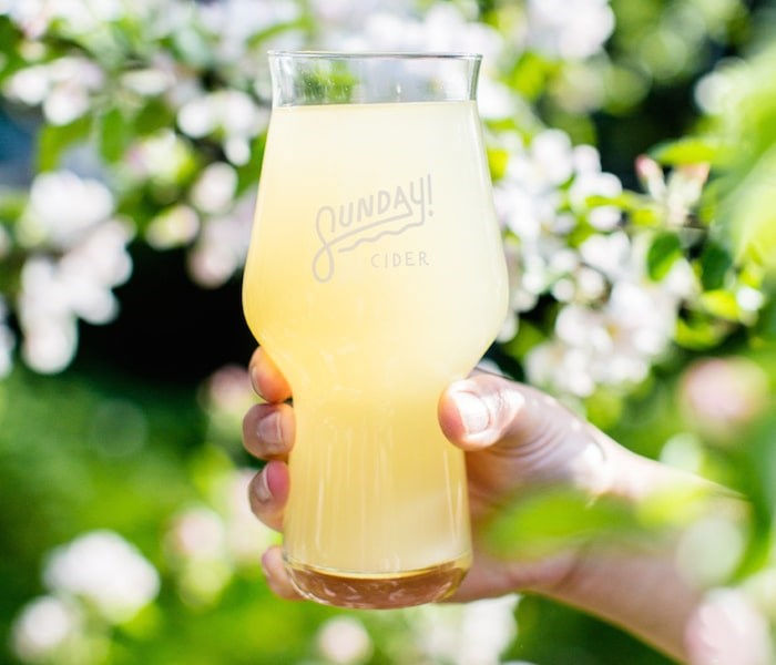 Wild fermentation adds complexity, texture and aroma, according to Sunday Cider co-owner Clinton McDougall. Contributed photo
