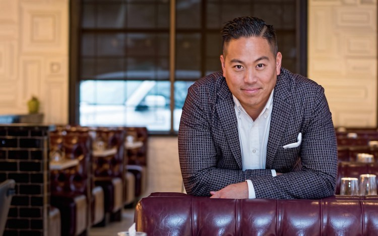 Ryan Moreno is CEO of Joseph Richard Group. Photo by Chung Chow/Business In Vancouver