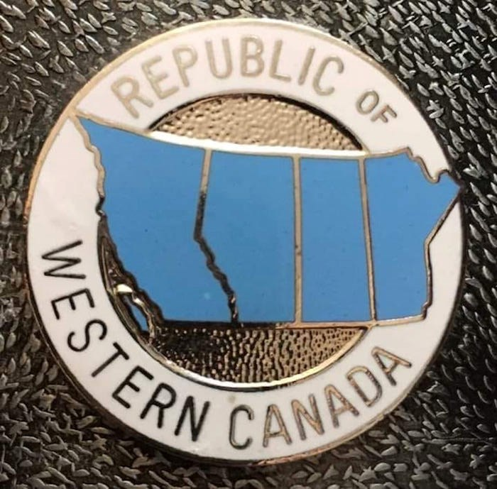 The Western Separatist movement, or Wexit, pushes for a separate country comprised of Manitoba, Saskatchewan, Alberta, and B.C.