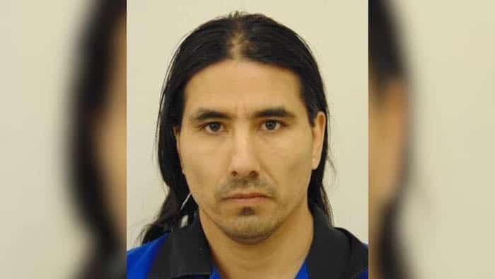 James Larry Moyah, a violent offender, failed to return to his Vancouver halfway house. Photo: Vancouver Police