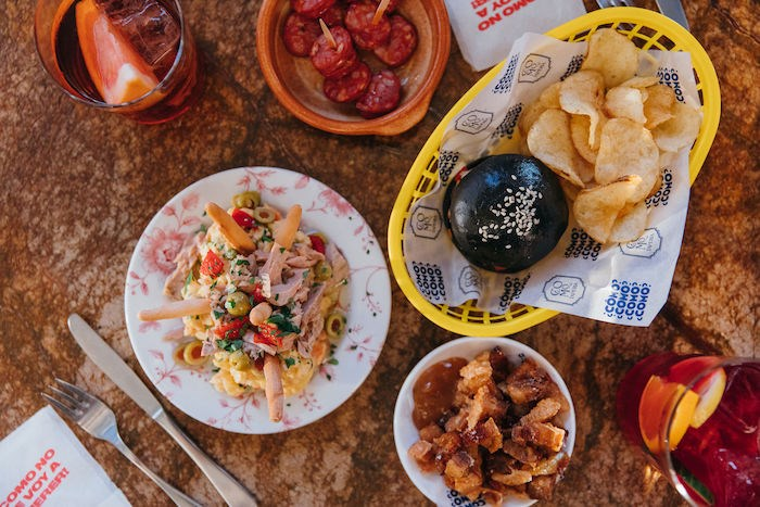 Como Taperia has been named the second-best new restaurant in Canada of this year. Photo courtesy Como Taperia