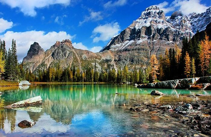 Mount Huber and Opabin Plateau, Yoho National Park, photo: Shutterstock