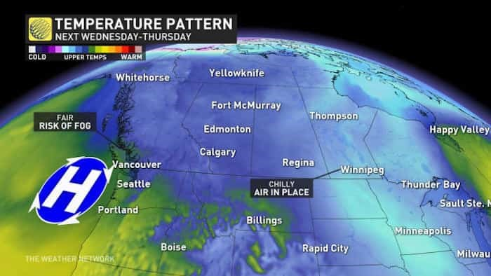 Photo: The Weather Network