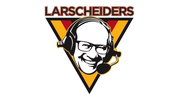 Vancouver fan club the Larscheiders are named after the Canucks' legendary colour commentator of 27 years, Tommy Larscheid.