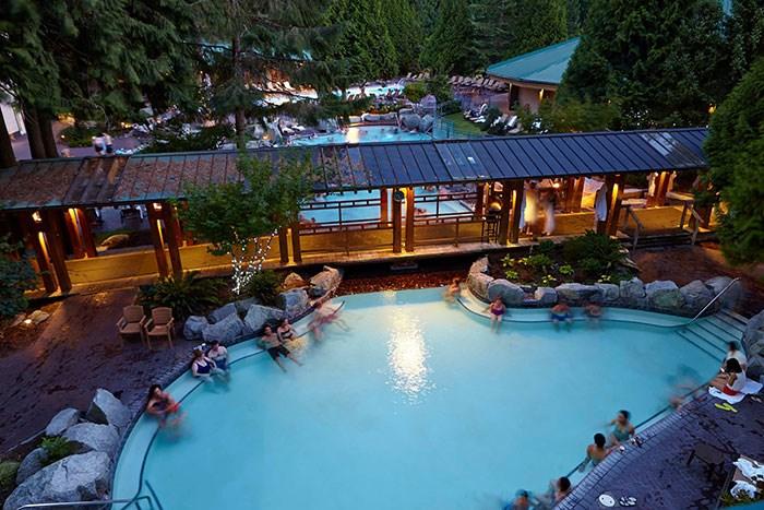 Photo: Harrison Hot Springs Resort