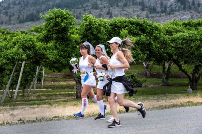 Half Corked Marathon lottery for tickets will open next week. Photo contributed