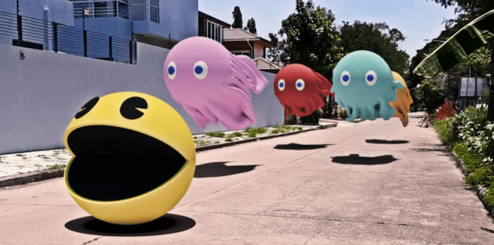 The Maze brings Pac-Man inspired fun to Vancouver. Photo: Immersive Gaming Event Company