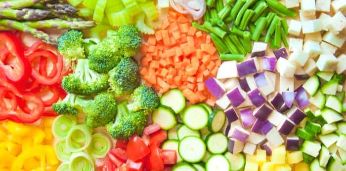 National vegetable recall due to possible listeria contamination. Photo: vegetables / Shutterstock