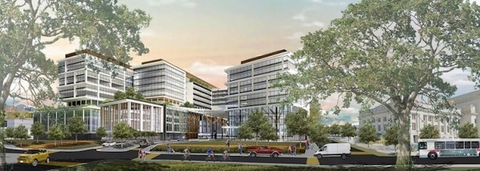 City council approved rezoning for the new St. Paul's site on Nov. 5.