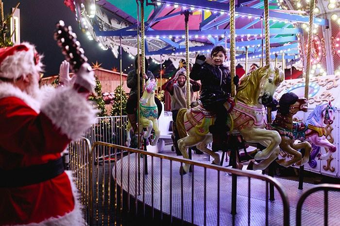 Photo: Vancouver Christmas Market