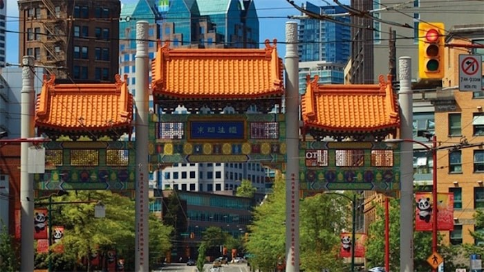 Vancouver's Chinatown will serve as the provincial hub for a provincial Chinese Canadian museum. File photo Rob Kruyt