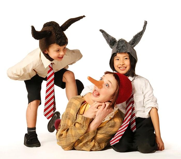 East Van Panto: Pinocchio runs Nov. 20 to Jan. 5 at the York Theatre.