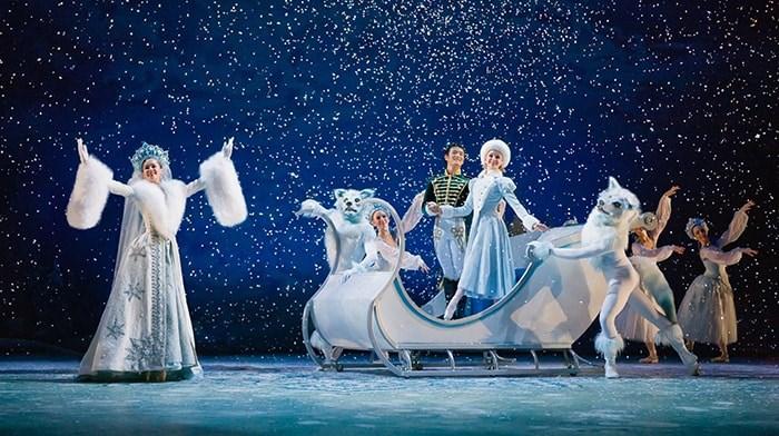 Alberta Ballet's Nutcracker runs Dec. 28 to 30 at Queen Elizabeth Theatre. Photo Darren Makoivichuk