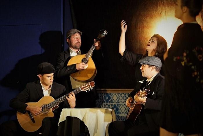 The Firehall Arts Centre hosts Elaine Ávila's new play, FADO, running Nov. 21 to Dec. 14.