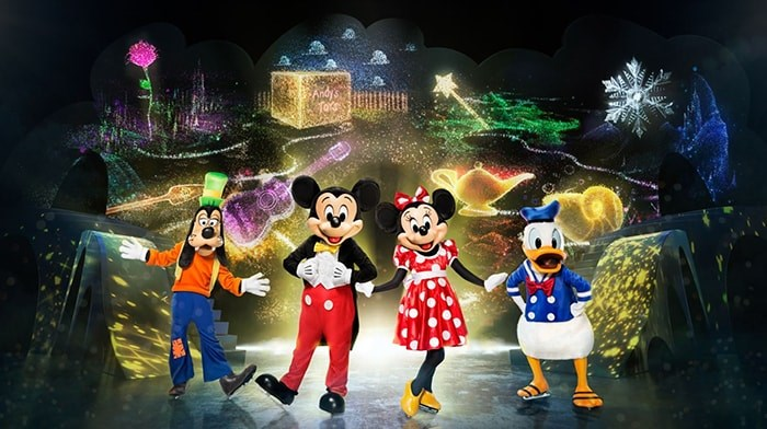 Disney on Ice's Mickey's Search Party skates across Pacific Coliseum Nov. 28 to Dec. 1.