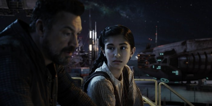 Bobby Balla's The Shipment brings big budget dreams to the short film realm in epic sci-fi short about alien trafficking.