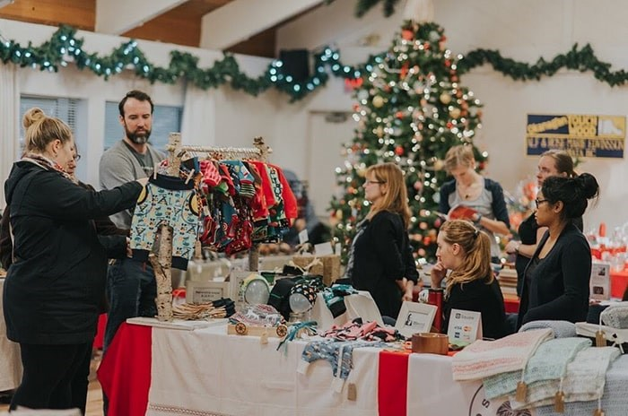 The glögg will be flowing and festive cheer will be in the air as Vancouver's Swedish community comes together to host its annual Christmas fair. Photo: Swedish Cultural Society