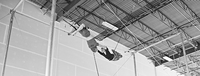 Photo: West Coast Flying Trapeze