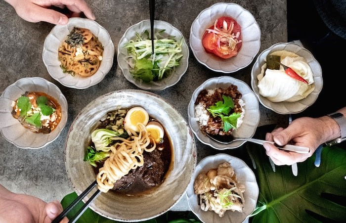 Torafuku is serving lunch through the weekend now, and has added some Taiwanese comfort dishes to the menu. Photo courtesy Torafuku