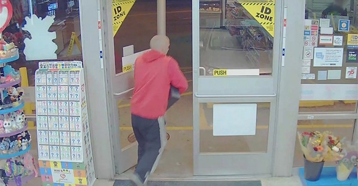 A man is facing charges related to alleged thefts across Coquitlam, New Westminster, Burnaby and Langley. Coquitlam RCMP say stealing a cash register was a pattern in numerous thefts. Photo courtesy Coquitlam RCMP