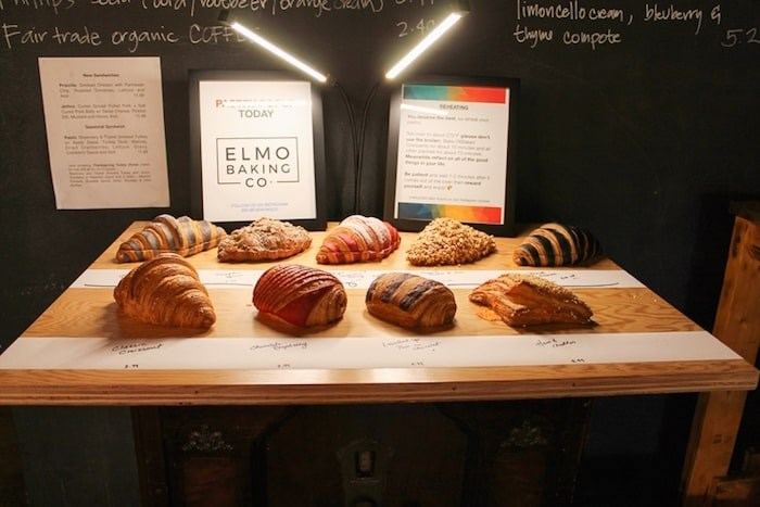 Croissants and pastries from Elmo Baking. Photo by Valerie Leung/Richmond News