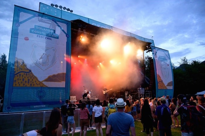 The Squamish Constellation Festival has announced its return for the summer of 2020. File photo/David Buzzard