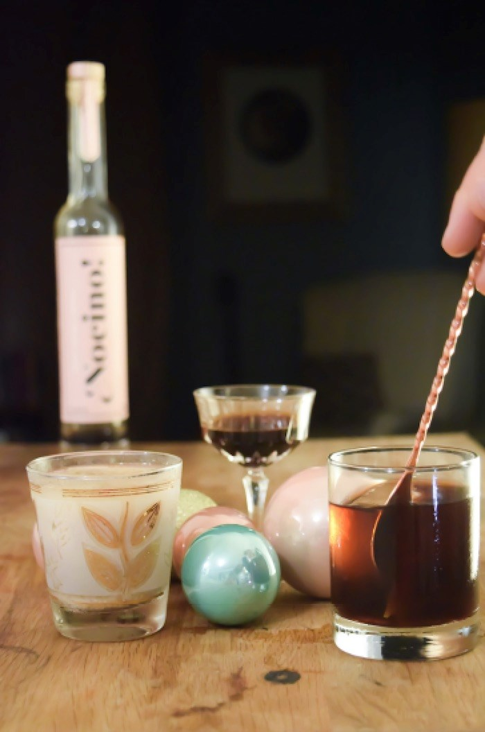 Nocino is an Italian liqueur made with green walnuts. Photo courtesy Ampersand