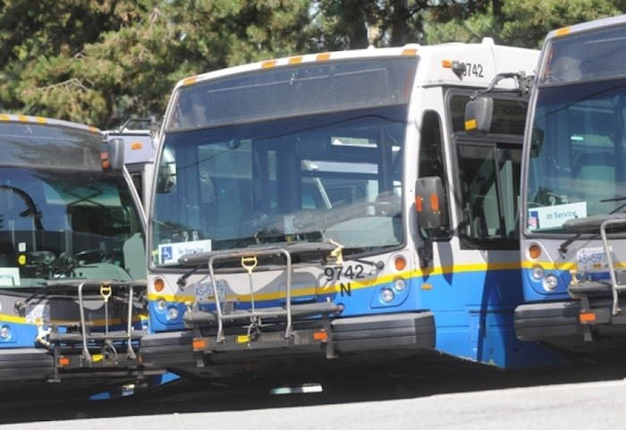 More job action could be coming after a press conference by Unifor bus drivers tomorrow. Tri-City News file photo