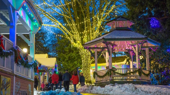 Heritage Christmas is Metro Vancouver's largest annual holiday festival. Photo: