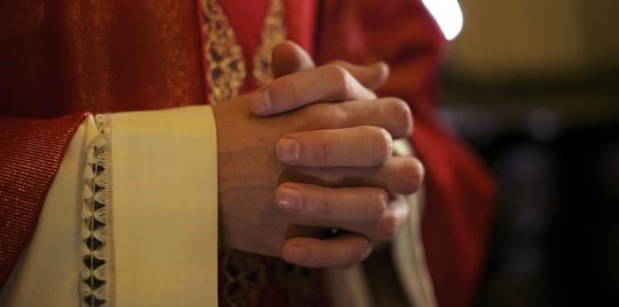 A file review of sexual abuse by Catholic clergy within the Archdiocese of Vancouver has uncovered 36 cases, most of them involving minors. Photo: Priest/Shutterstock