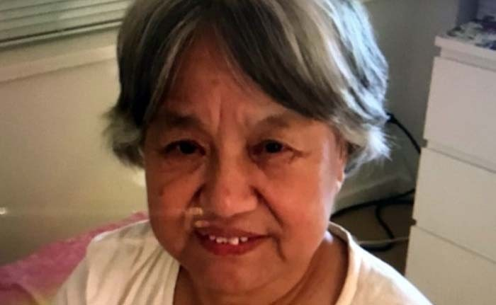 Sengfeng Zhou has been missing since around 1 p.m. on Wednesday, Nov. 20. Richmond RCMP are asking for assistance locating her. Photo: Submitted