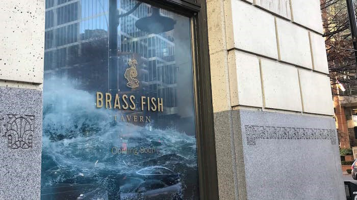 The Donnelly Group revealed their newest Vancouver venture will be called Brass Fish Tavern. Photo courtesy Donnelly Group