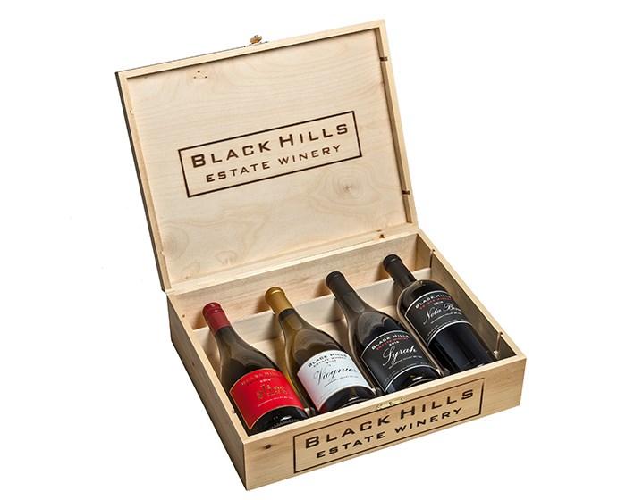 Photo: Black Hills Estate Winery