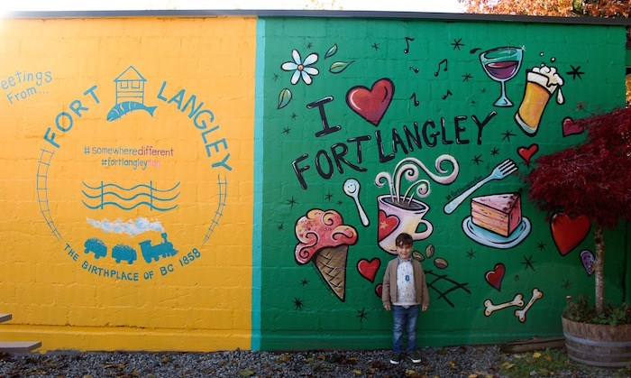 Greetings from Fort Langley! Photo by Lindsay William-Ross/Vancouver Is Awesome