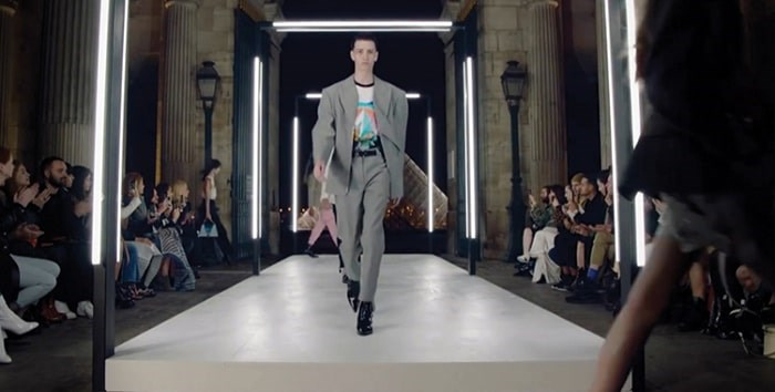 The documentary Krow's TRANSformation follows supermodel Krow as he earns a spot with North's Lizbell Agency and learns to walk like a man for Paris Fashion Week while rocking Louis Vuitton. photo supplied