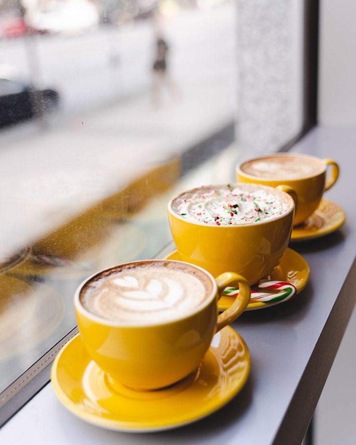 Photo: Blenz Coffee